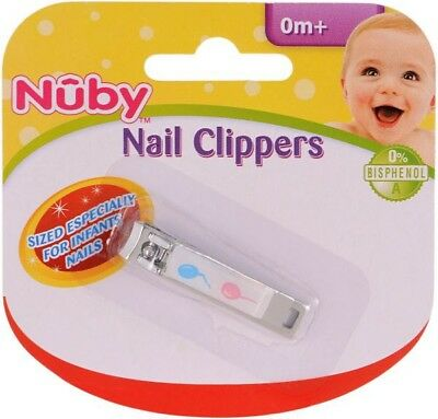 Nuby Infant Nail Clipper