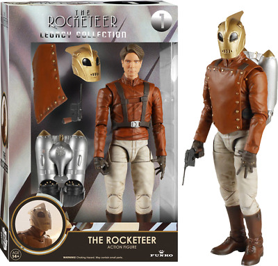 "5""-7"" Figures--The Rocketeer - Legacy Action Figure"