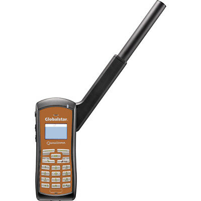 Globalstar GSP-1700 Pre-Owned Satellite Phone Bundle Includes Phone Battery, Wal