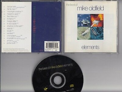 MIKE OLDFIELD Elements The Best Of 1993 HOLLAND CD MINT FREEPOST