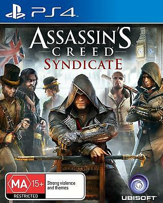 Assassins Creed Syndicate Special Edition - Playstation 4 (PS4) Brand New Sealed