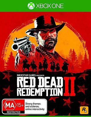 Red Dead Redemption 2 II - Xbox One Brand New Sealed