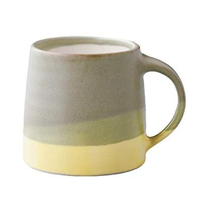 KINTO Mug Cup SCS-S03 320ml 0.32L Moss green yellow 20755 MADE IN JAPAN F/S NEW