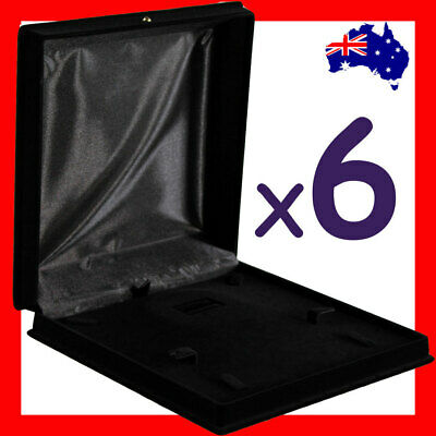 6 NECKLACE Box Jewellery Set Gift Boxes | 20x20cm | EXTRA Large | AUSSIE Seller