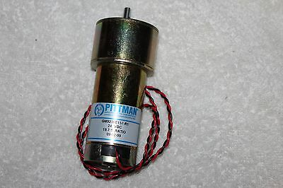 Pittman Gm9236e157-r1 19.7:1 Ratio 24 Vdc. Gearhead SERVO GEAR MOTOR New Rare