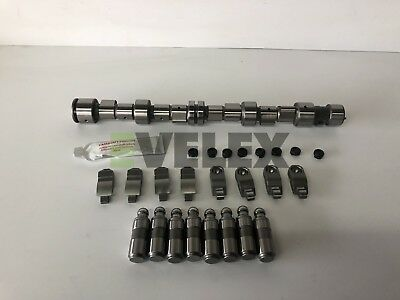 Camshaft Cam Shaft Kit For Astra Vectra 1.6 8V Z16Se Followers Hydraulic Lifters