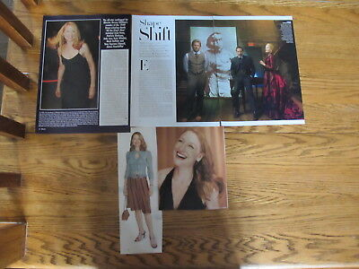 Patricia Clarkson Us Clippings