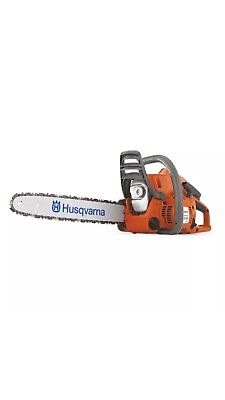 "Husqvarna 236 Petrol Chainsaw, 14"" BRAND NEW"