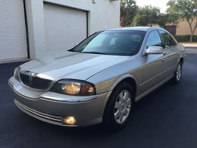 2004 Lincoln LS Premium 2004 Lincoln LS Low Miles Garage Kept Well Maintained Fully Loaded Immaculate!