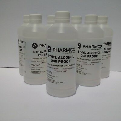 ETHYL ALCOHOL, DENATURED, for LC & Spectro, Anhydrous
