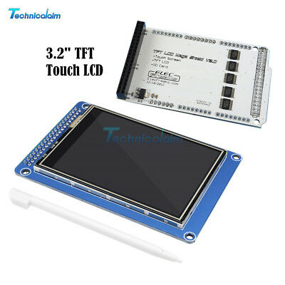 3.2 inch TFT LCD Module Display Touch Panel SD Card 240x320 Mega LCD Shield