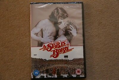 A Star Is Born ( Barbra Streisand )  Brand New Sealed Uk Dvd