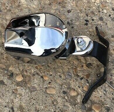 2007 Harley Flhtc Electra Glide Classic, Chrome Horn Assembly (Ops1044)