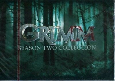 Grimm Season 2 Complete Trading Card Base Set