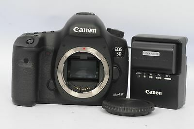 Canon EOS 5D Mark III 22.3MP Digital SLR Camera Body                        #115
