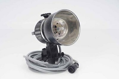 Norman LH500 600WS Watt/Second Lamphead Strobe Head                         #441