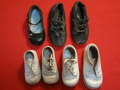 ( 7 ) Vintage Baby Shoes