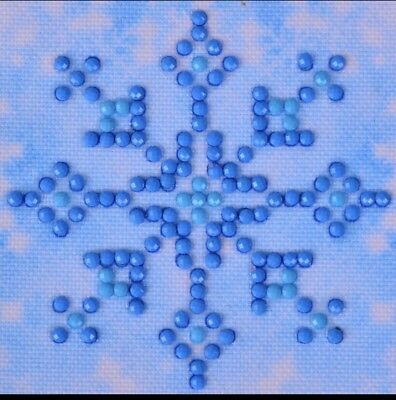 Diamond DOTZ SNOWFLAKE SPARKLE CLOSING STORE SALE ITEMS ARE MARKED DOWN