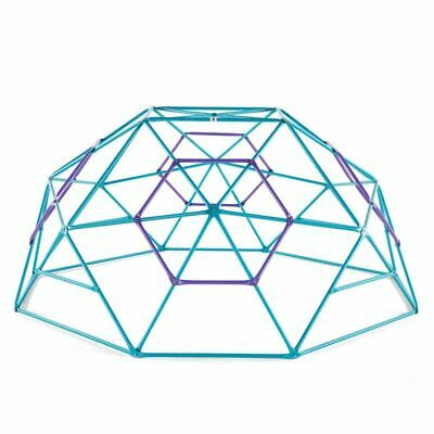 Plum Phobos 10ft Climbing Dome Frame Blue / Purple Maximum Weight 50kg