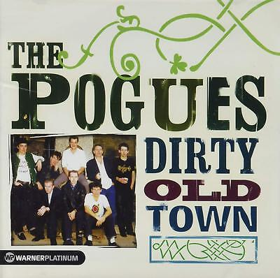 The Pogues - Dirty Old Town (AUDIO CD) Import NEW