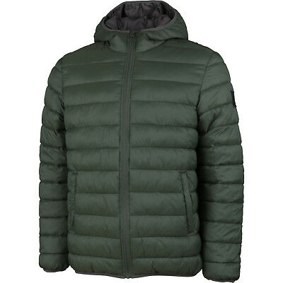High Colorado Oregon 2-M Herren Winterjacke Outdoorjacke 136249-6099 khaki-lime