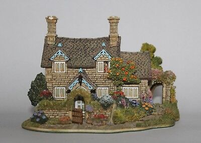 Lilliput Lane Cottages: Chatsworth Blooms (the British Collection)