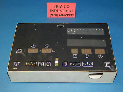 Nordson 401072 Adhesive Melter Display Control with 401682 control Piece