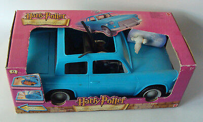 Harry Potter - Weasley Auto Weasleys Flying Car 38 cm lang Mattel 5+ - Neu
