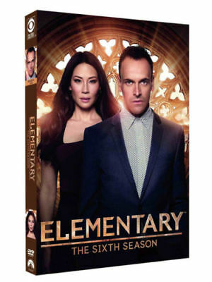 Elementary Season 6 DVD With Special Features Brand New Sealed Quick Postage