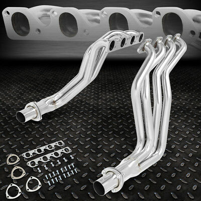 For 77-79 Ford F150/f250/f350 Stainless Steel Long Tube Exhaust Header Manifold