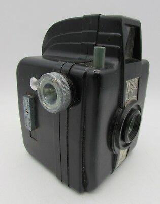 *RARE* Vintage Art Deco Styled CAMERA E. ELLIOTT Ltd VISTA COLOUR 120 Roll Film