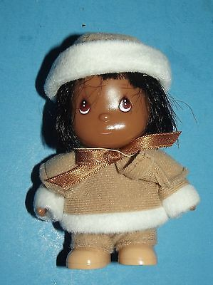 Precious Moments Eskimo Enesco Doll World of Friendship International Babies