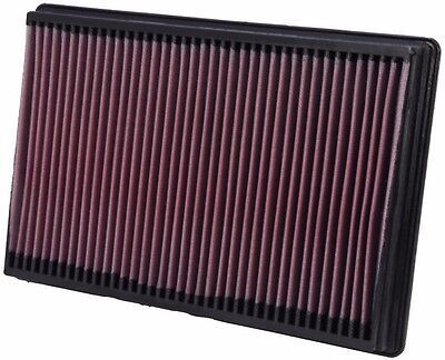 Fits Mercedes E63 AMG 2007-2011 K&N Performance High Flow Replacement Air Filter