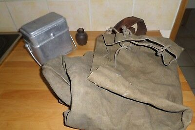 Lot France 40 Equipement Soldat Francais