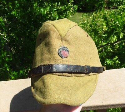 WW2 Japanese Imperial Army Military Field Cap Hat