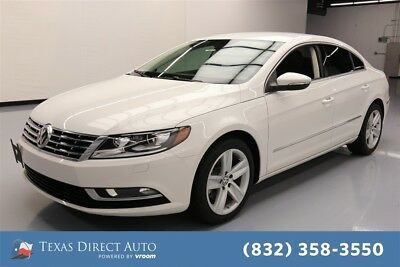 Volkswagen CC Sport Texas Direct Auto 2013 Sport Used Turbo 2L I4 16V Automatic FWD Sedan Premium