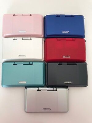 Refurbished Nintendo DS Original Console - NDS * New Shell *  Choose YOUR COLOUR