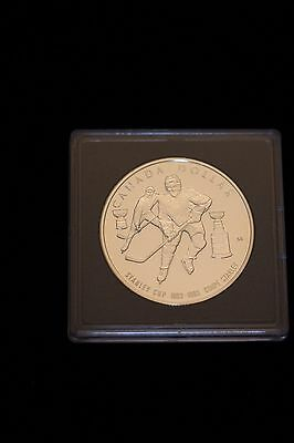 **1993** 100th Anniversary of the Stanley Cup , Canada, BU Silver Dollar