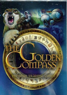 The Golden Compass Complete Trading Card Base Set
