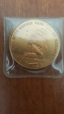 The State Bank Of Victoria  Coin