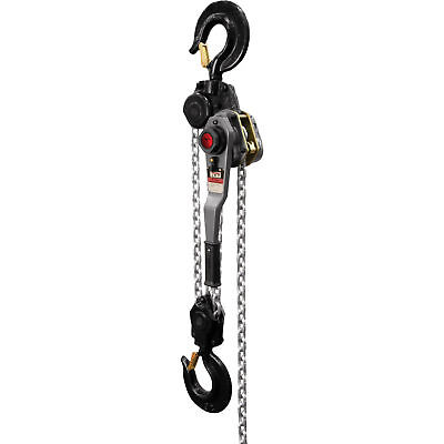 JET Lever Hoist 9-Ton Capacity, 20ft. Lift, Model# JLH-900WO-20