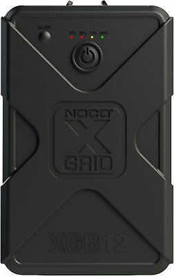 Rugged USB Battery Pack 12000mAh / 44.4Wh Noco Genius XGB12