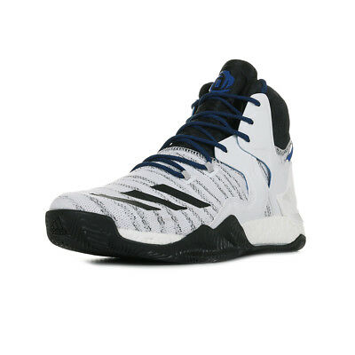 finest selection d6af0 64064 Chaussures adidas Performance homme D Rose 7 Primeknit Basketball taille  Blanc