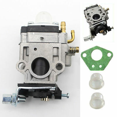 Carburetor Carb Set For Trimmer Brush Cutter Chainsaw Lawn Mower 43cc 49cc Bb A