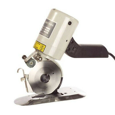 Durable Electric Cloth Cutter Fabric Cutting Machine Cloth Blade 90MM 220V