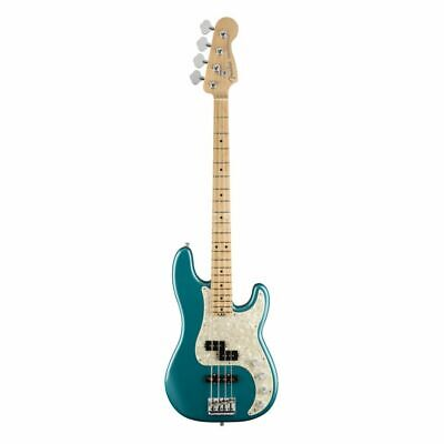 Fender - American Elite Precision Bass MN Ocean Turquoise