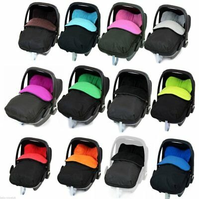 Footmuff Compatible with Mamas And Papas Newborn Car Seat Cosy Toes Liner
