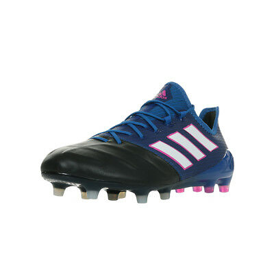 huge selection of b62ae 35e1f Chaussures adidas Performance homme Ace 171 Leather FG Football taille Bleu