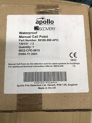 Apollo Discovery Waterproof Call Point