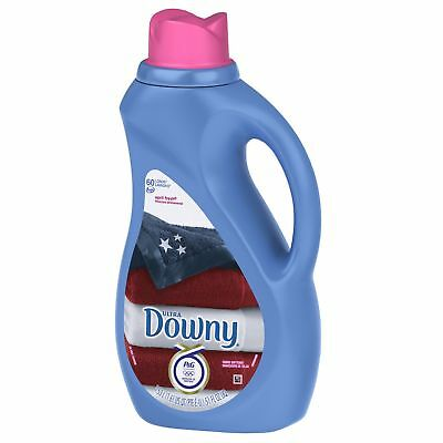 Ultra Downy 35762 51 Oz Downy Ultra Fabric Softener April Fresh Scent Cultured